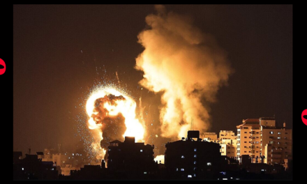 Israel Unleashes Airstrikes on Gaza in Retaliation for Jerusalem Attack