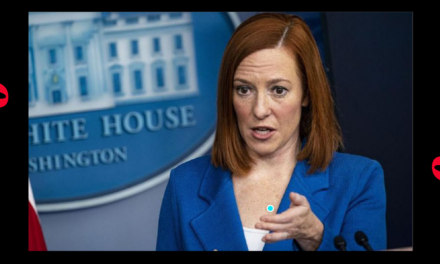 """Psaki Says Joe Biden Believes a """"Number of Capitol Police Officers"""" Lost their Lives on Jan 6th…Huh?"""