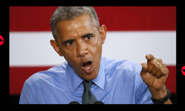 Report: Obama Called Trump a 'F***ing Lunatic' and a 'Racist, Sexist Pig' in Vulgar Rants