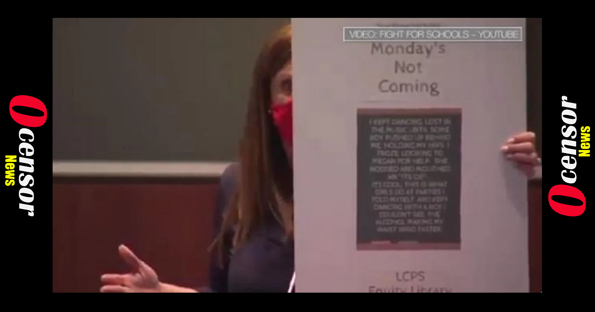 School Board Erupts When Parents Read Sexually Graphic Parts Of Books Assigned To 9th Graders