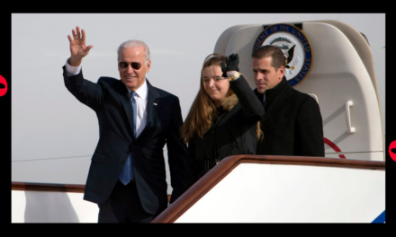 'Breaking the News' Reveals: Secret Service Records Show Hunter Biden Took at Least 23 flights Through Joint Base Andrews, Home of Air Force One and Two