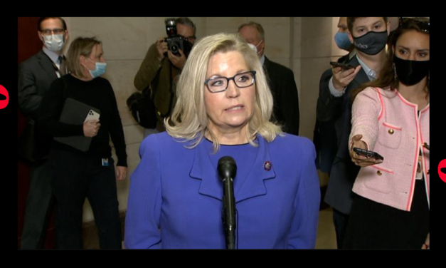 Trump Celebrates, Liz Cheney Is Out