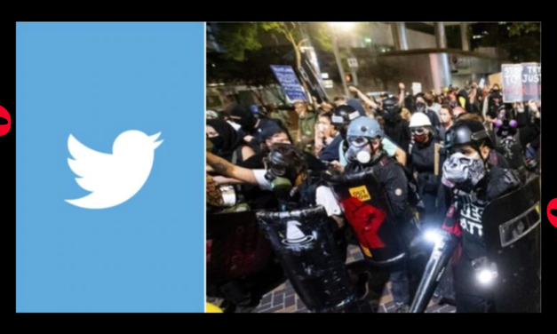 Twitter Censors Independent Media Outlet for Reporting on ANTIFA's Boast to 'Kill Some Cops'
