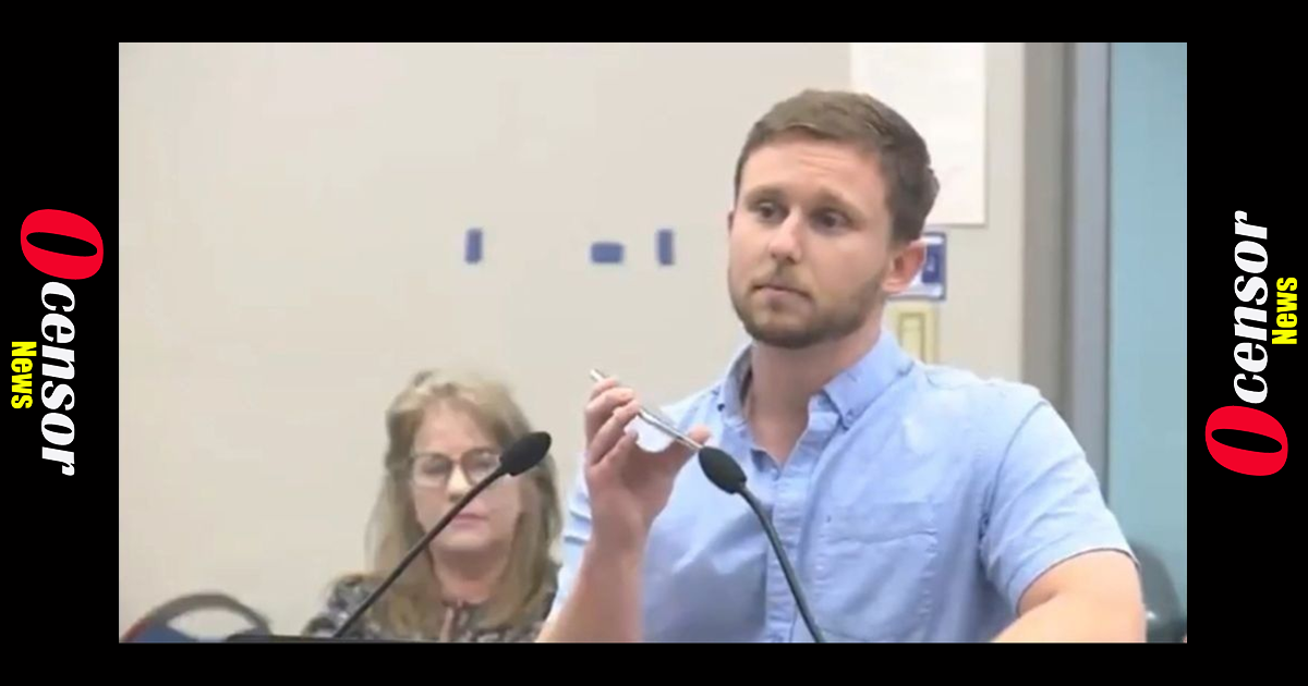 'Two Genders': Teacher Sounds Off On 'Ridiculous' Gender Identity Lessons In School Board Meeting In Louisiana
