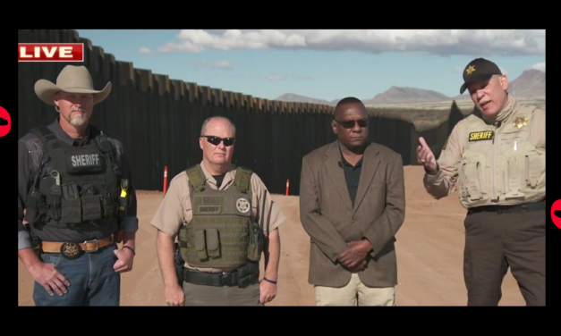 Watch as 4 Sheriffs All Go Off on Biden After Speech That Insulted Border Patrol