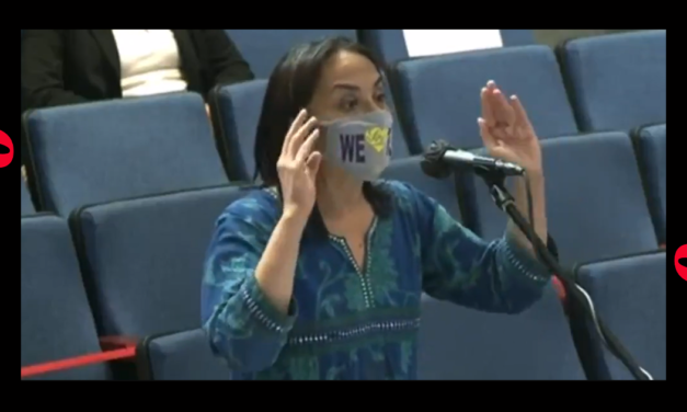 'You Didn't Listen To Us!': Leader Of Parent Advocacy Group Tears Into School Board For Allowing Activism To Take Over Education