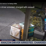 Amazon Driver Assault Elderly Woman Because She was White