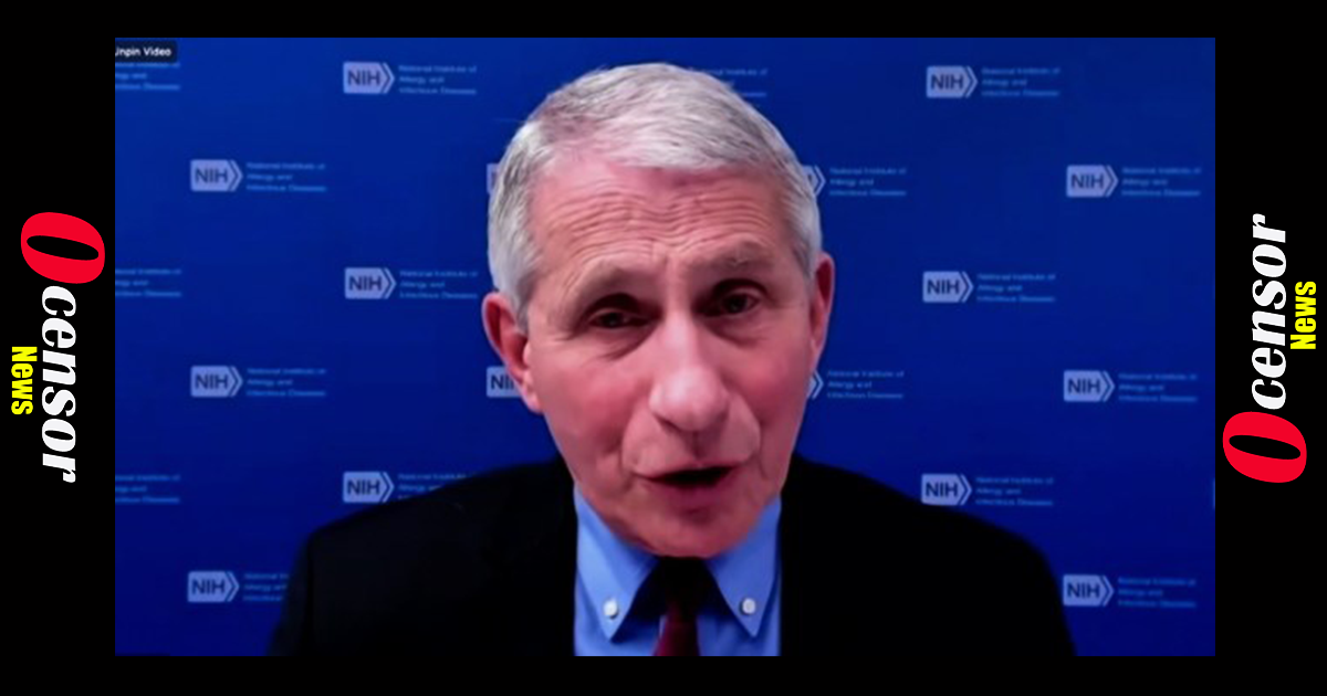 Stanford Epidemiologist: Fauci's 'Credibility Is Entirely Shot'