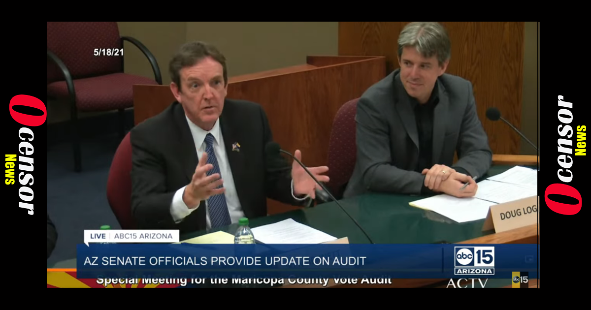 Arizona Election Audit Hearing Delivers Bombshell After Bombshell