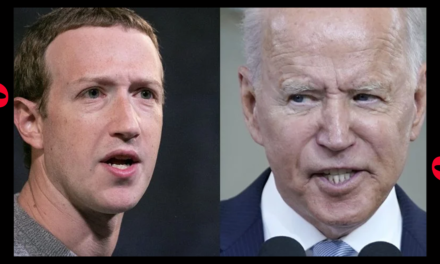 Facebook Accuses Biden Administration of Looking For 'Scapegoat' After He Accuses Them Of 'Killing People'