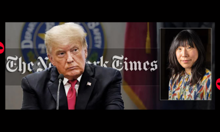 """NYT """"REPORTER"""" DELETES TWEETS URGING TRUMP SUPPORTERS TO BE CALLED 'ENEMIES OF THE STATE' AMID BACKLASH"""