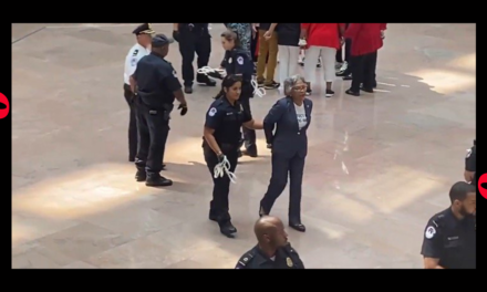 Rep Joyce Beatty STORMS US Capitol, Arrested and Released; Trump Supporters Languish in Isolation in Prison for 6 Months for Same Offense