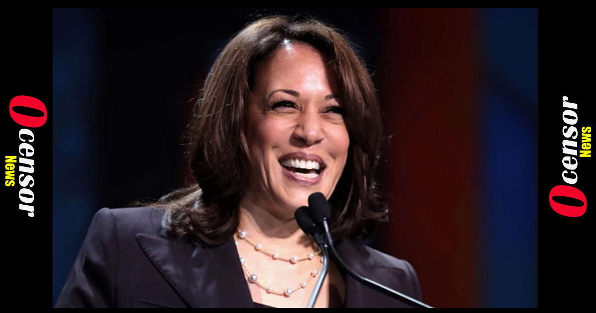 Kamala Harris Laughs In Response To Reporter Asking Her About Trapped Americans In Afghanistan