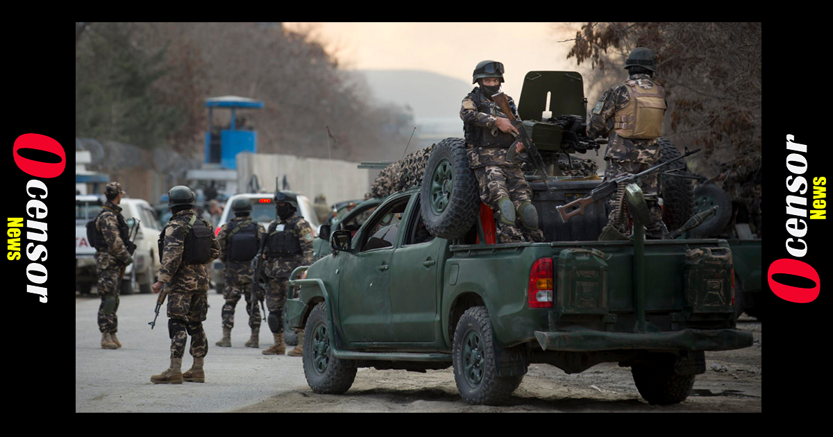 Taliban Say They've Seized Control of Parts of Kabul Airport, Claim Victory
