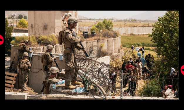"""The Afghan """"Refugee"""" Racket—Latest Excuse To Dispossess The Historic American Nation"""