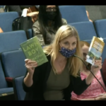School Board Squirms As Mom Reads Them The Gay Porn In Books Available To Students