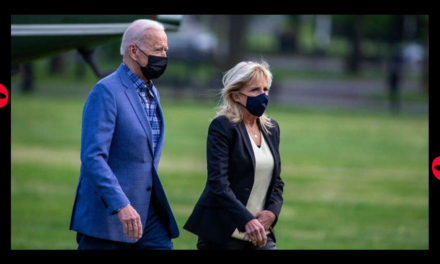 """Father of Wounded Marine at Walter Reed Last Night: """"Biden had the audacity to try to visit my son this evening. He was not welcomed"""""""