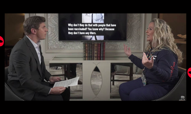 HHS whistleblower reveals secret recordings to James O'Keefe on govt hiding adverse reactions to vaccines