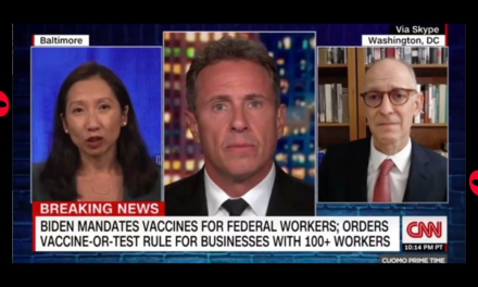 Leana Wen: Being unvaccinated and going out in public is like drunk driving