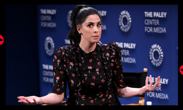 Secession! Sarah Silverman Proposes Breaking America Into Two Countries