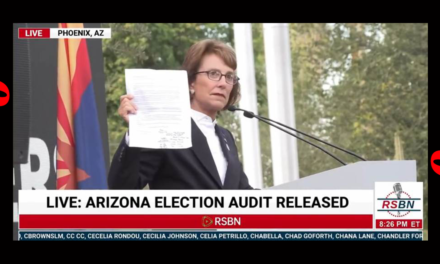 """""""This is Our New Declaration of Independence"""" – Wendy Rogers Unveils Letter Signed by 41 State Legislators From 15 States Calling For a Nationwide Audit and Decertification"""