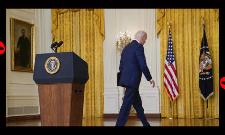 Biden and Vaccine Mandates Are Threatening the Security of the Nation