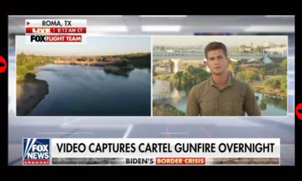 """Cartel Fires Machine Gun Over Border Patrol Tower After Days of Threats Against Agents by Armed Gangs in Tac Vests; """"We Should Just Shoot You Soldiers"""""""