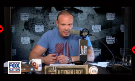 Dan Bongino to radio network: You can have me or a vaccine mandate but you can't have both