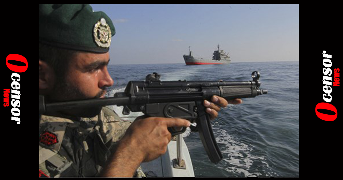 Iran Claims 'Full Interception and Control Over' US Navy Vessel