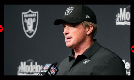 """Raiders Coach Resigns After Leaked Emails Show He Called Joe Biden a """"Nervous Clueless Pus*y."""""""