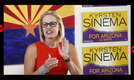 Sinema Has Another Demand and It Just May Bury 'Build Back Better'