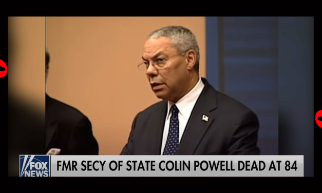 Wow! President Trump Releases Statement on Colin Powell – Does Not Hold Back